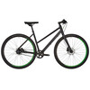 Cube Hyde Race - Vélo de ville - Trapez noir
